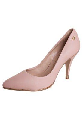 Sapato Scarpin Ellegance Rosa - Carmim