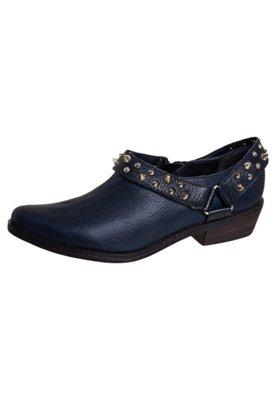 Bota Chelsea Lilly's Closet SPikes Azul