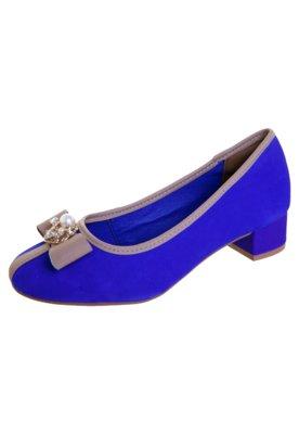 Sapato Scarpin Dakota Lady Azul
