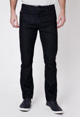 Calça Jeans Ellus Strong Preta