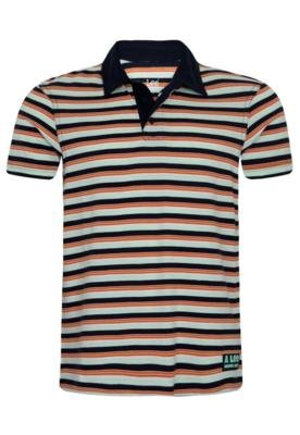 Camisa Polo Lee Clean Listra
