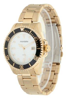 Relógio Mondaine 94295GPMBDS5 Dourado