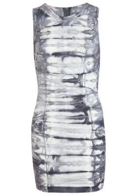 Vestido Modern Cinza - Espaço Fashion