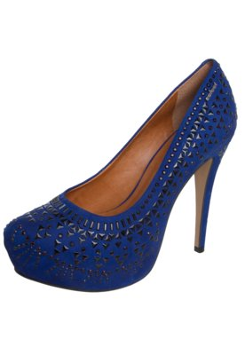 Sapato Scarpin Colcci Hotfix Azul