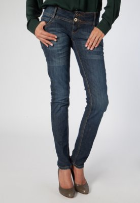 Calça Jeans Skinny Elle Azul - Colcci