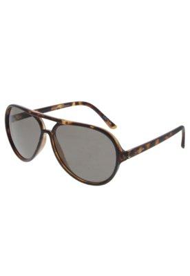 Óculos Solar Lotus Modern Marrom