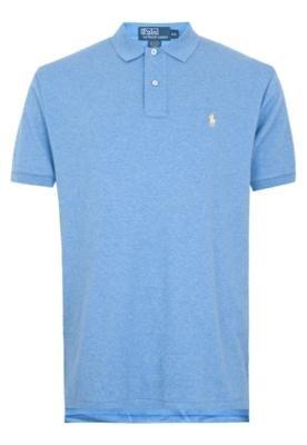 Camisa Polo Polo Ralph Lauren Classic Azul