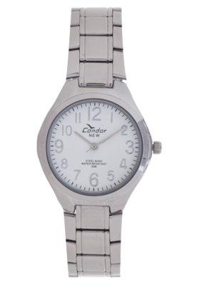 Relógio Condor KT26026/B Prata
