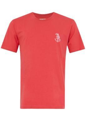 Camiseta Billabong Bandana Vermelha