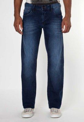 Calça Jeans Forum Didier Indigo Azul