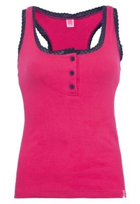 Blusa Pink Connection Charme Rosa