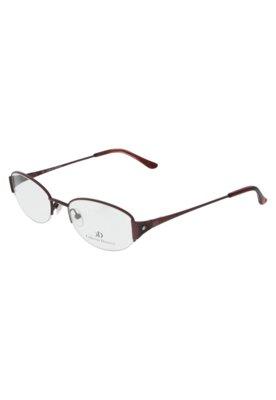Óculos Receituário Catherine Deneuve Details Vinho