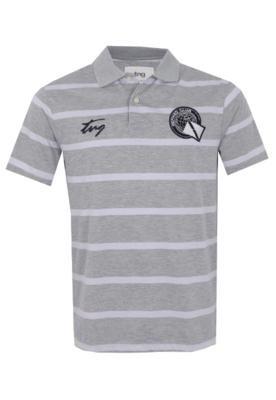 Camisa Polo TNG Emblema Listrada