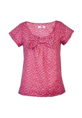 Blusa Flower Loop Rosa - Pink Connection