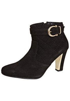 Ankle FiveBlu Boot Style Preta