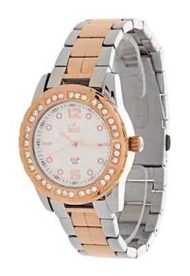 Relógio Dumont SK75048B Bronze e Prata