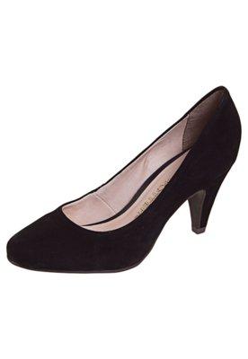 Sapato Scarpin Salto Médio Preto - Bottero