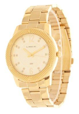 Relógio Lince LRGJ017L C2KX Dourado