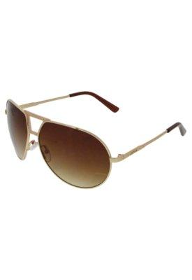 Óculos de Sol Lotus Fantastic Dourado