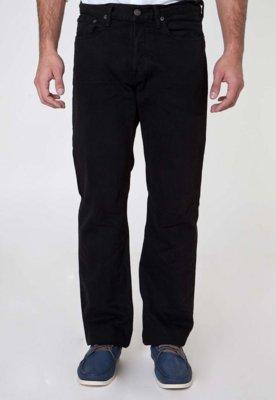 Calça Jeans Polo Ralph Lauren Única Preta