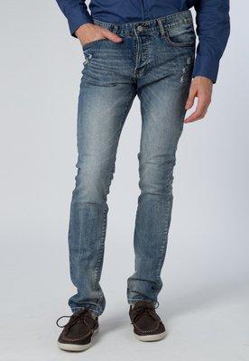 Calça Jeans Skinny Handbook Reven Azul