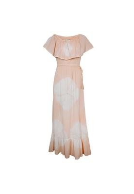 Vestido Billabong Much Love Nude
