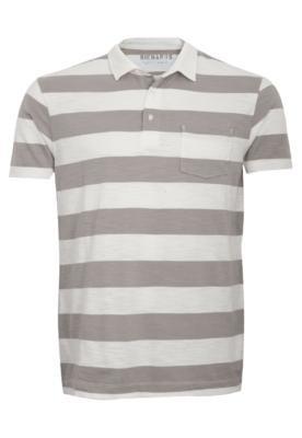Camisa Polo Richards Modern Listra