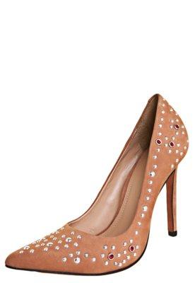 Sapato Scarpin My Shoes Sella Bege