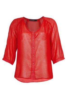 Blusa FiveBlu Night Vermelha
