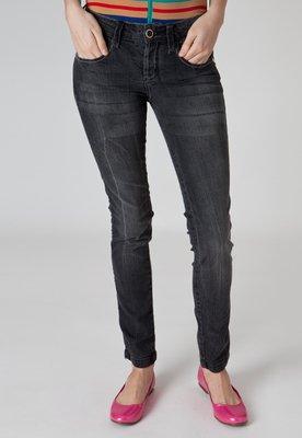 Calça Jeans Edna Two Preta - Coca Cola Clothing