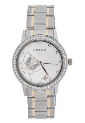 Relógio Lince LRT4116L S1SK Prata