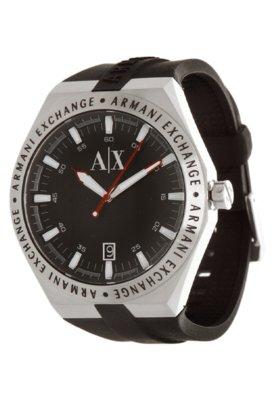 Relógio Armani Exchange AX1219 Preto/Prata