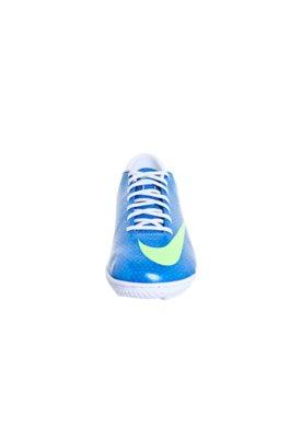 Chuteira Society Nike Mercurial Victory IV TF Azul