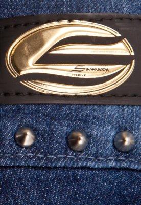 Calça Jeans Sawary Infantil Skinny Azul