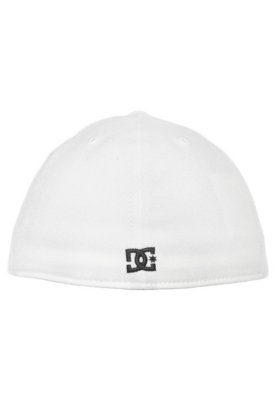 Boné DC Shoes Sly 210 Fitted Branco