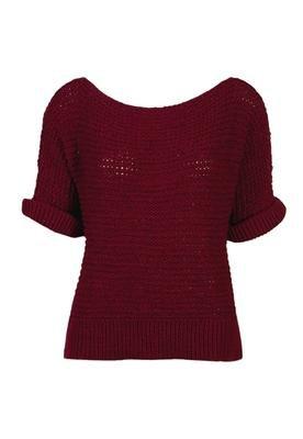 Blusa Visco Vermelha - Cantão