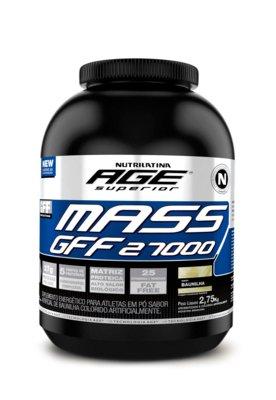 Suplemento Nutrilatina Age Anticatabolic Mass 2700 2,75kg Ba...