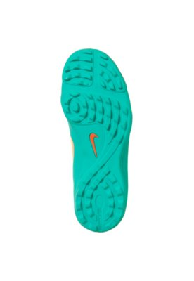 Chuteira Society Nike Mercurial Victory III TF Infantil Verd...