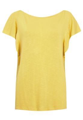 Blusa Mercatto New Amarela