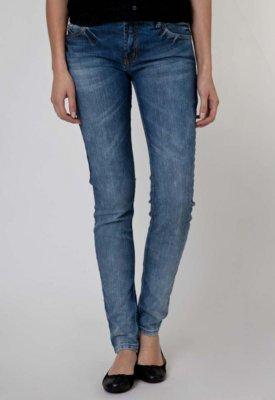 Calça Jeans Colcci Skinny Authentic Azul