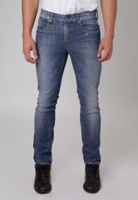 Calça Jeans Rockstter Brown Azul
