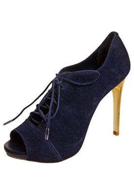 Open Boot Lilly's Closet Amarração Azul