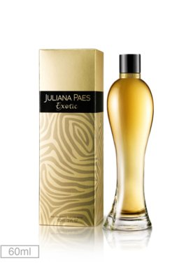 Perfume Juliana Paes Exotic 60ml