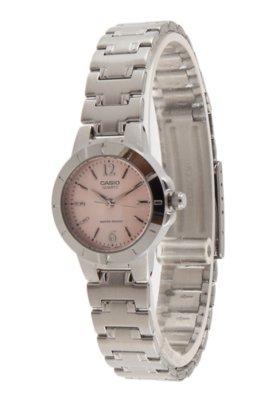 Relógio Casio LTP1177A4A1DF Prata