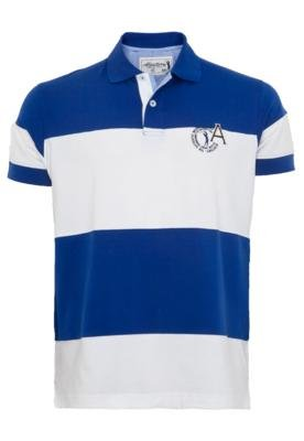 Camisa Polo Aleatory Loft Azul