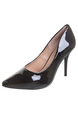 Sapato Scarpin FiveBlu Elegance Preto
