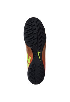 Chuteira Society Mercurial Victory IV TF Laranja - Nike