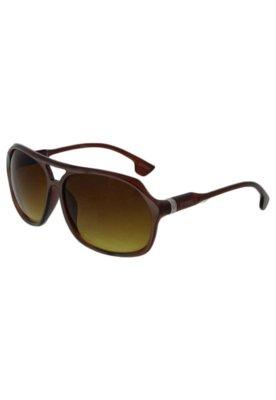 Óculos Solar Estampa Preto - FiveBlu
