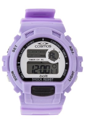Relógio Cosmos OS41379L Branco