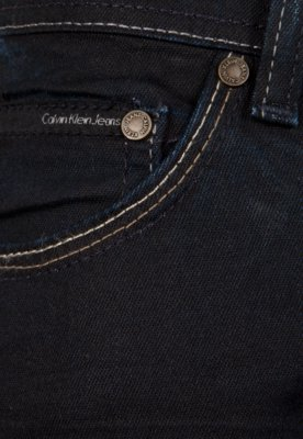 Calça Jeans Calvin Klein Kids Skinny Cool Preta